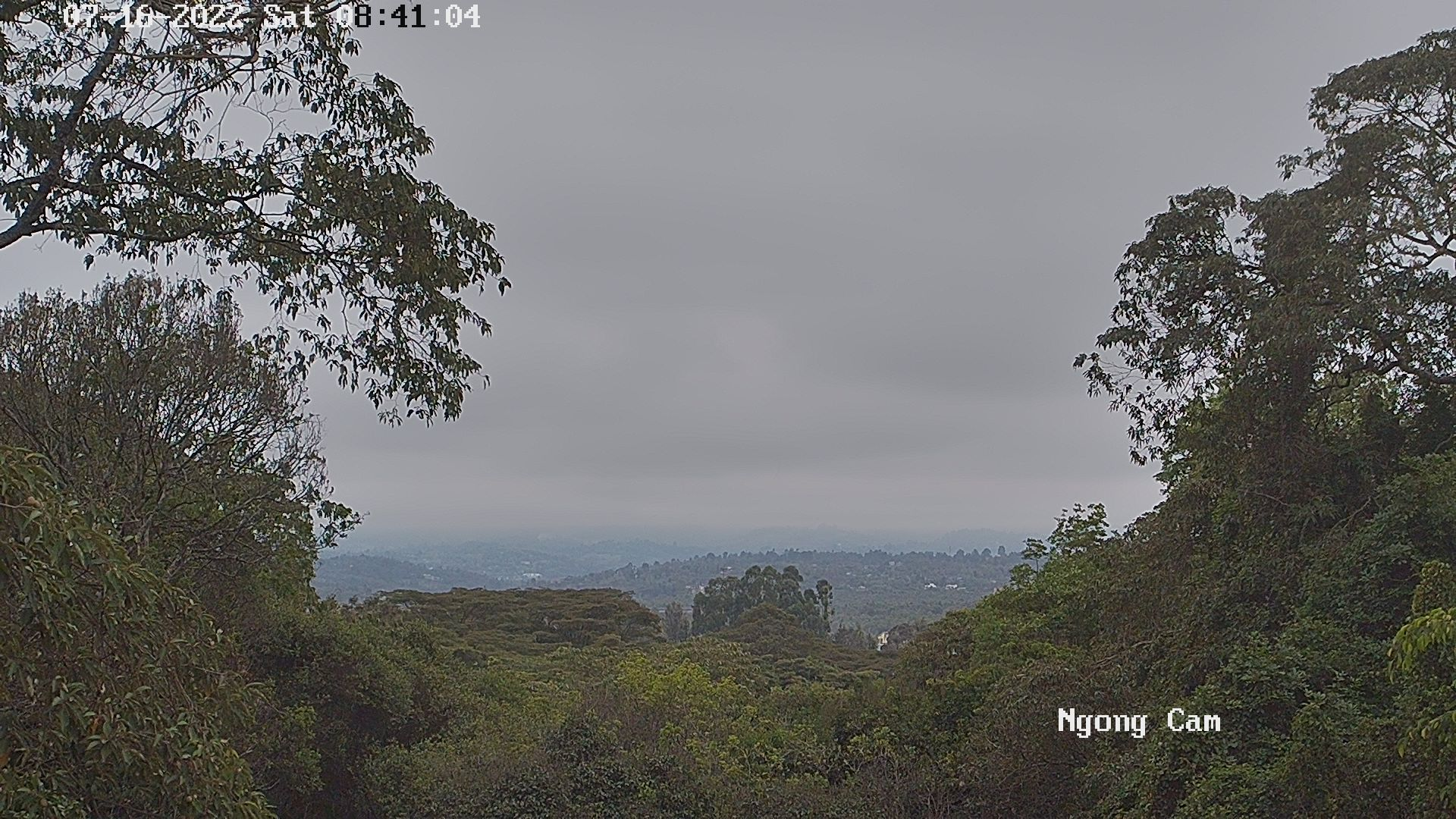 Mount Longonot Mi. 08:47