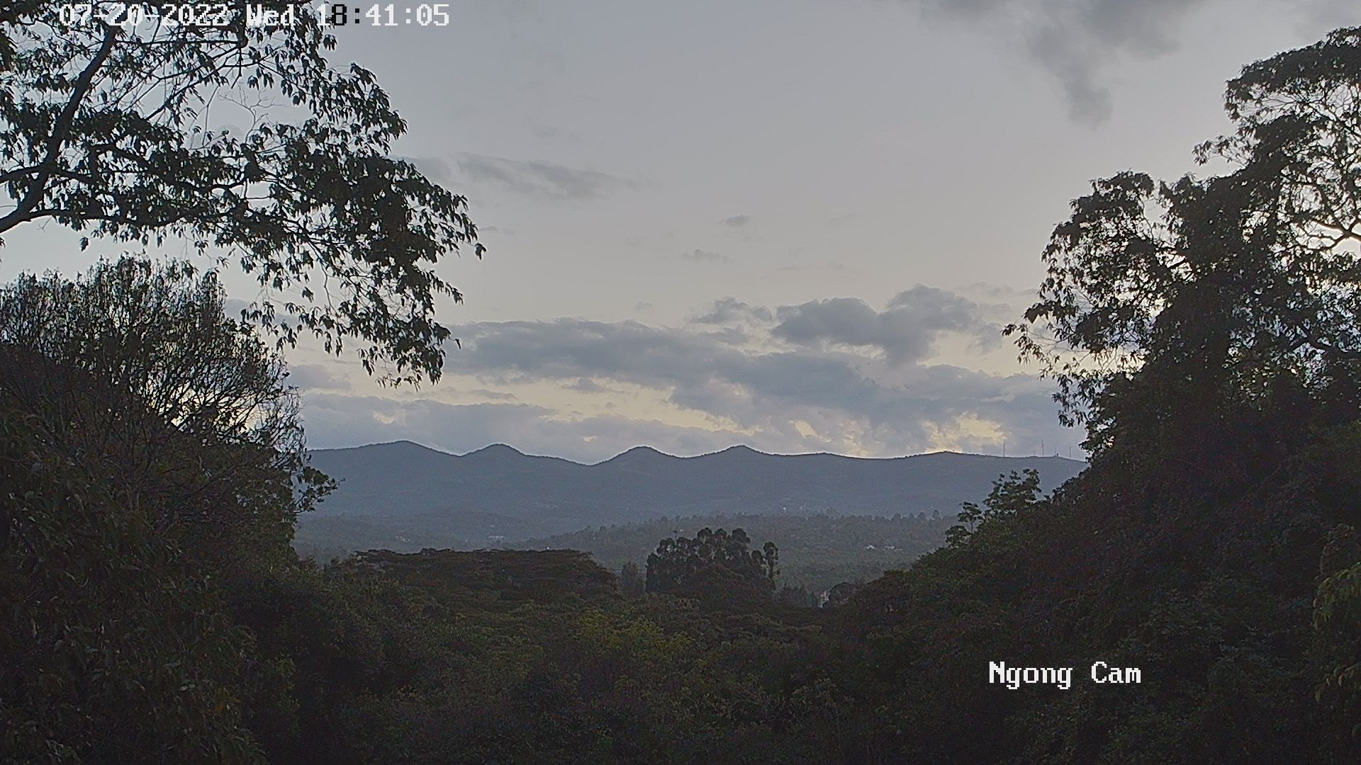 Mount Longonot Mi. 18:47