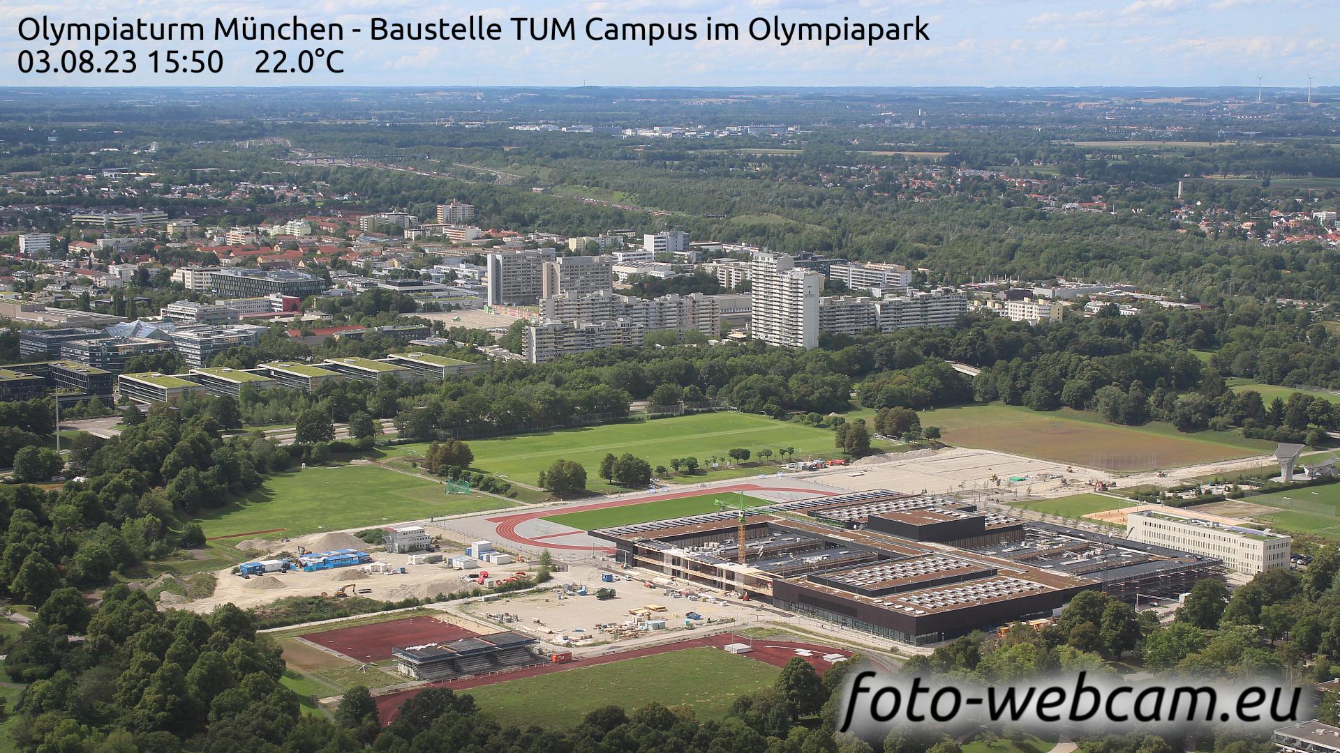 Webcam München Olympiapark