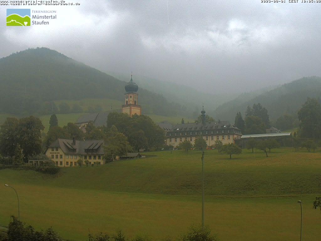 Münstertal (Schwarzwald) Gio. 09:51