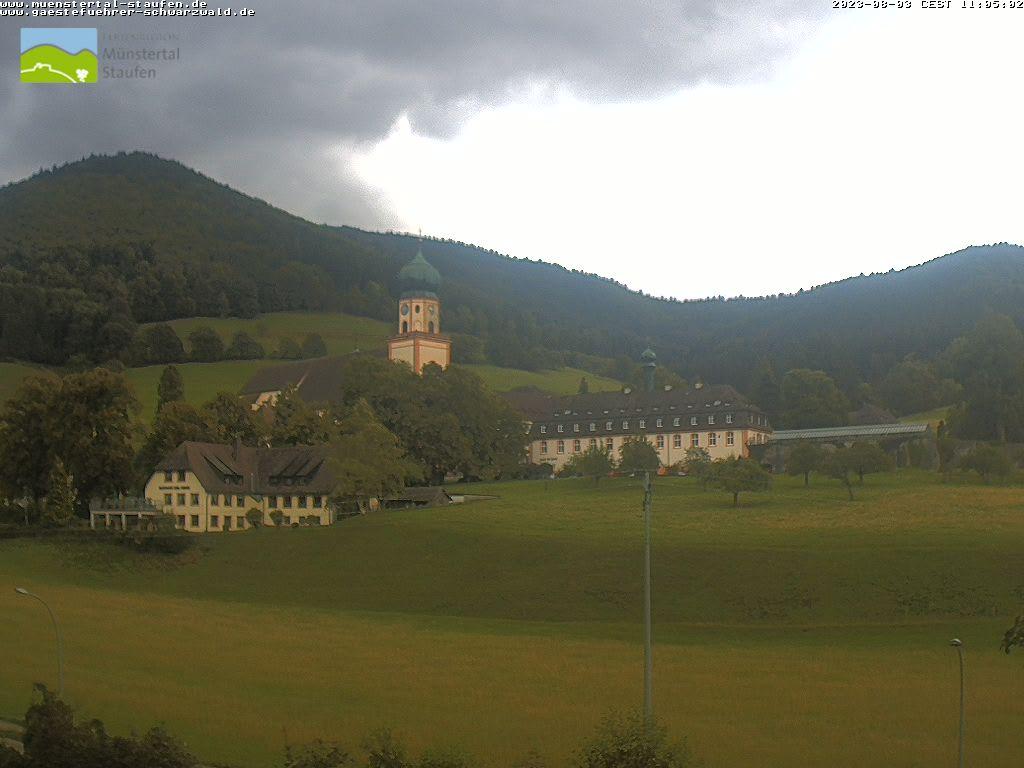 Münstertal (Schwarzwald) Gio. 10:51