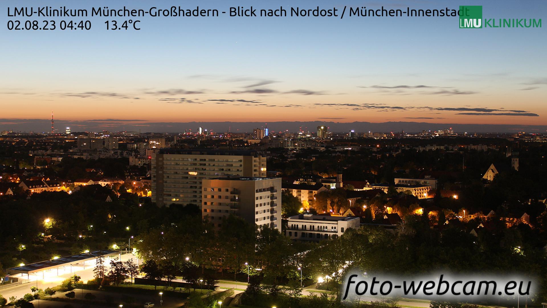 Munich Tue. 04:47