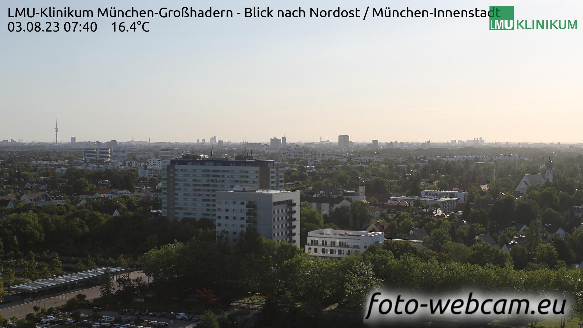 Munich Tue. 07:47