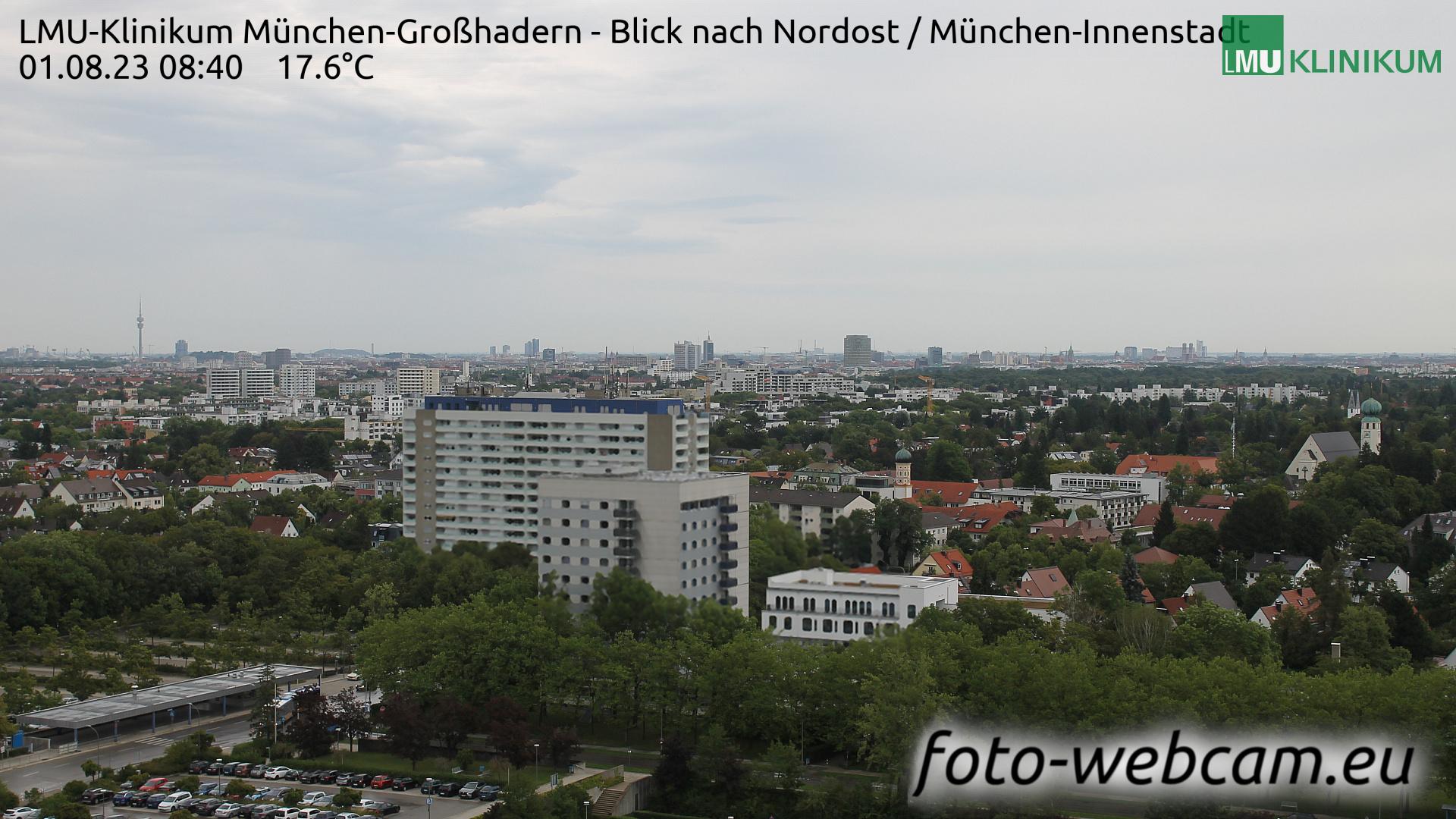Munich Mon. 08:47