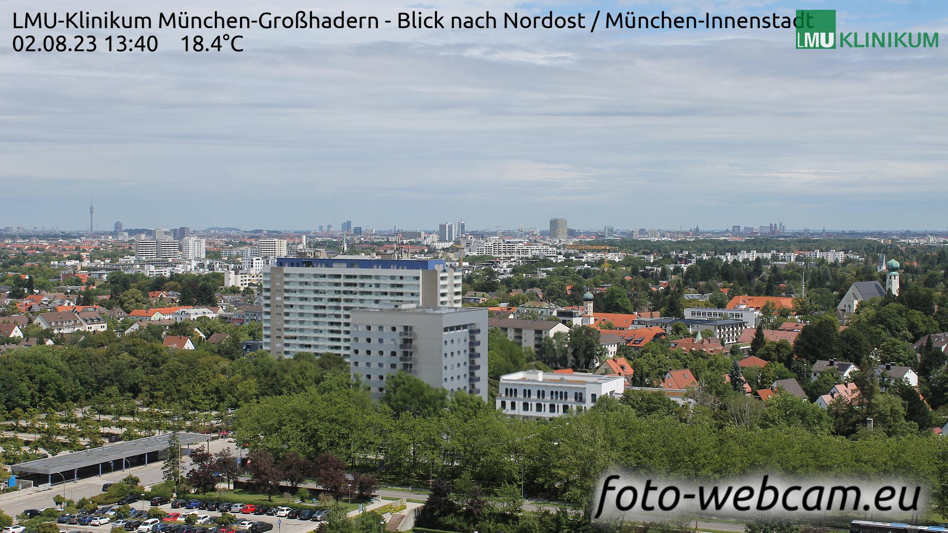 Munich Mon. 13:47