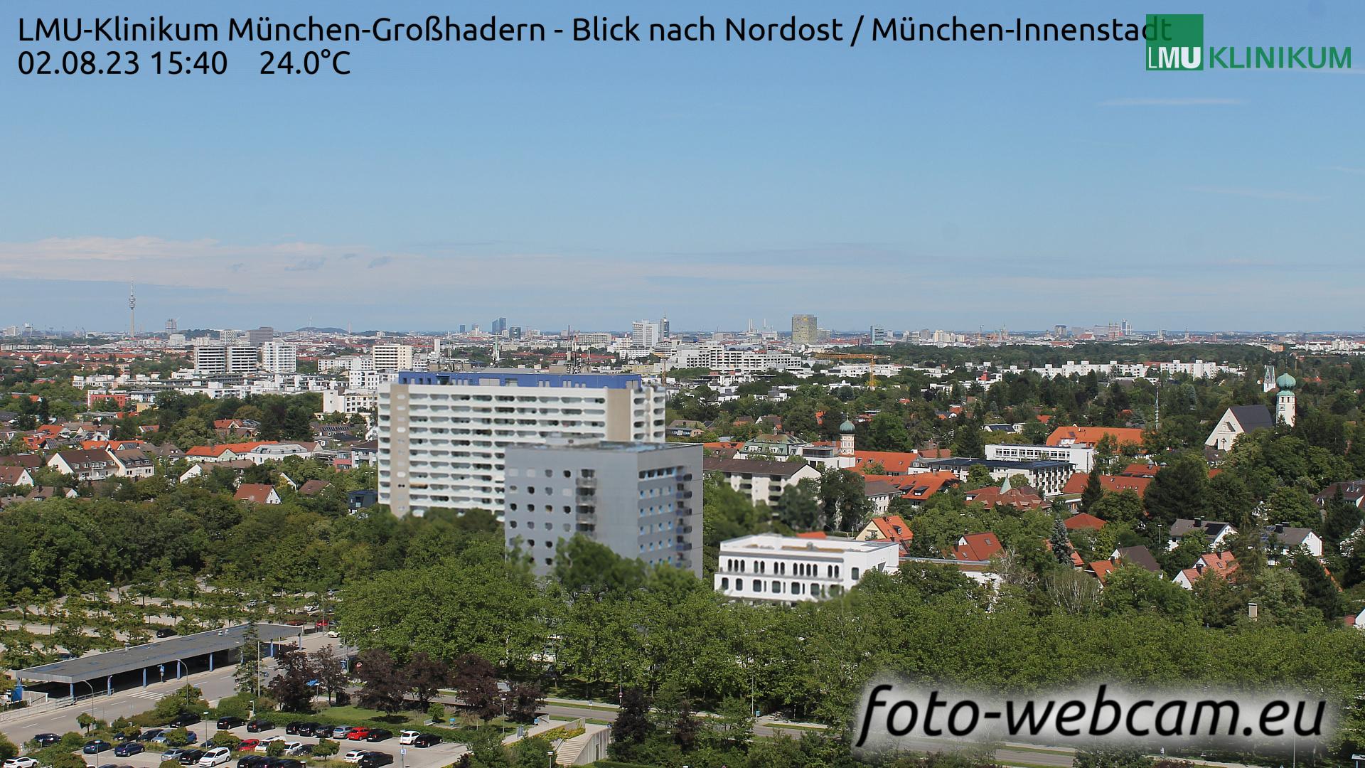 Munich Mon. 15:47