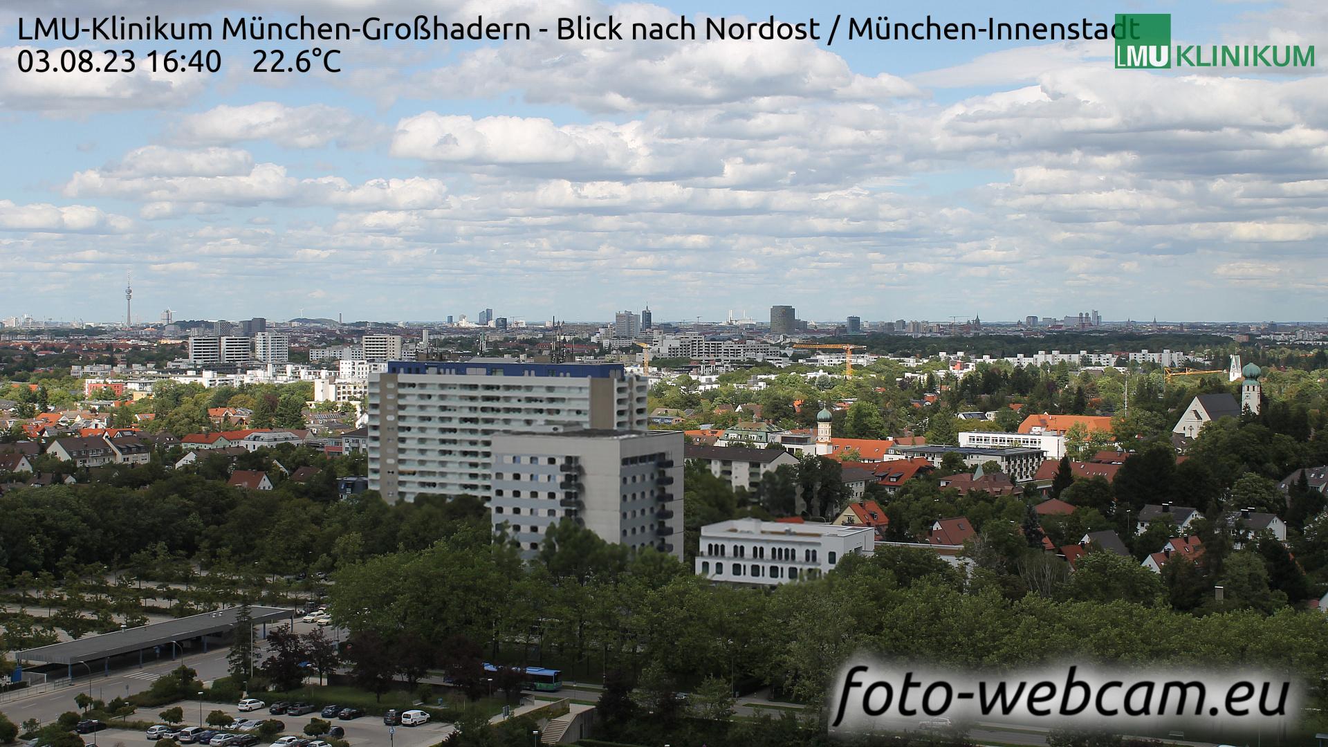 Munich Mon. 16:47