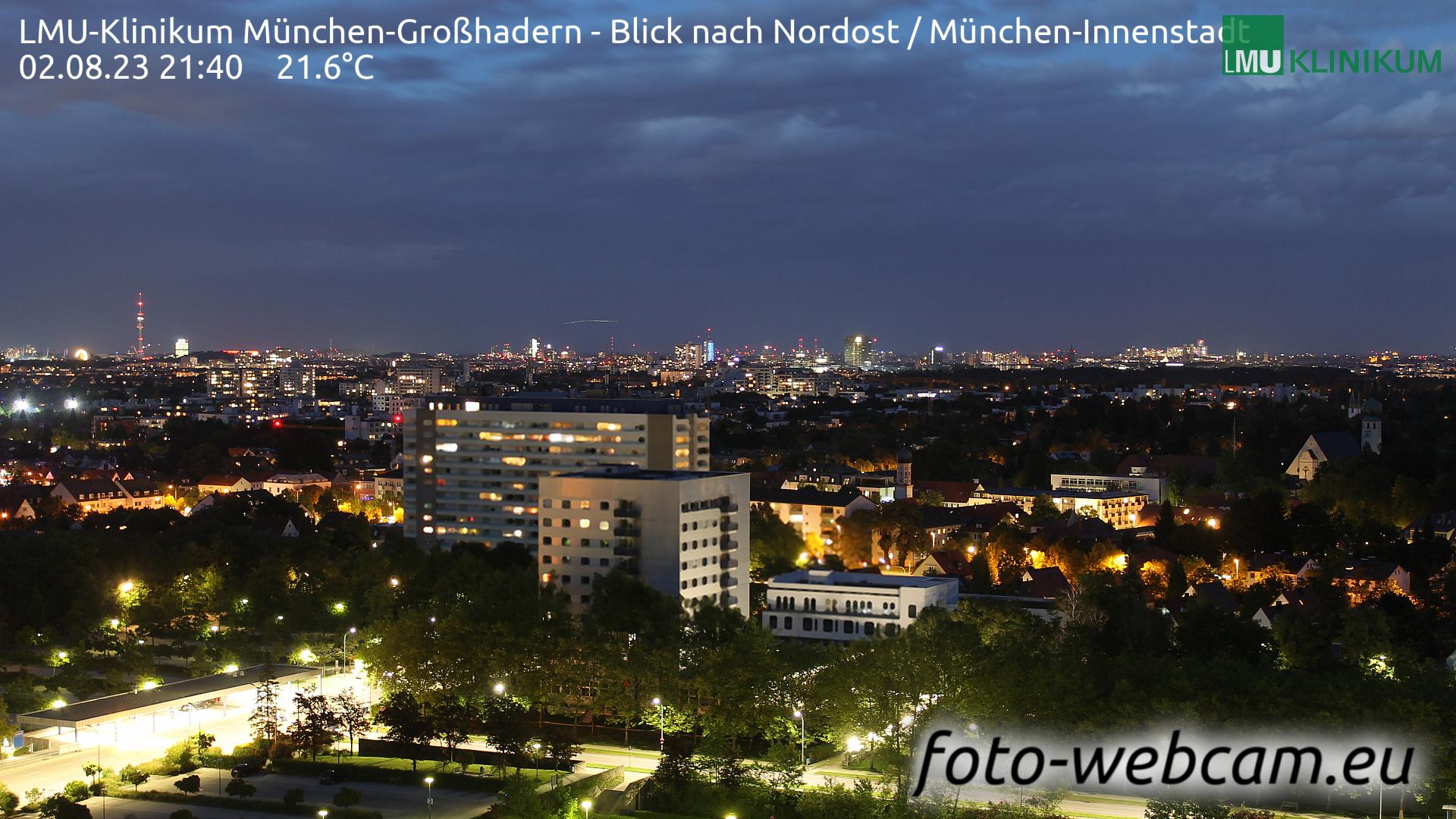 Munich Mon. 21:47