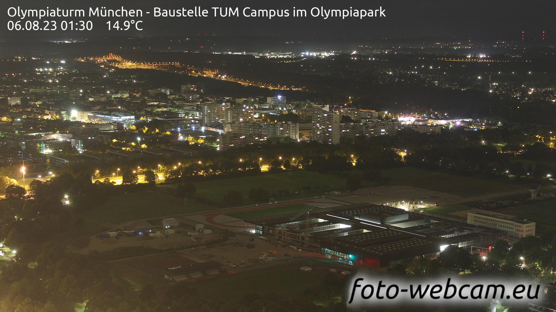 Munich Wed. 01:30