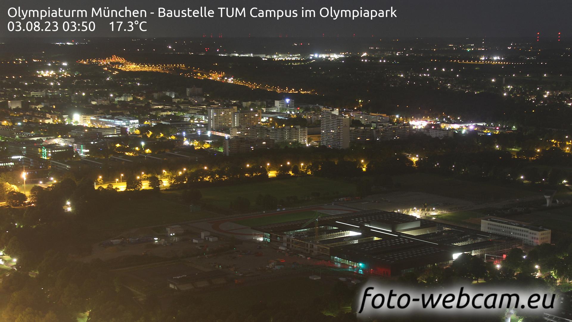 Munich Tue. 03:30