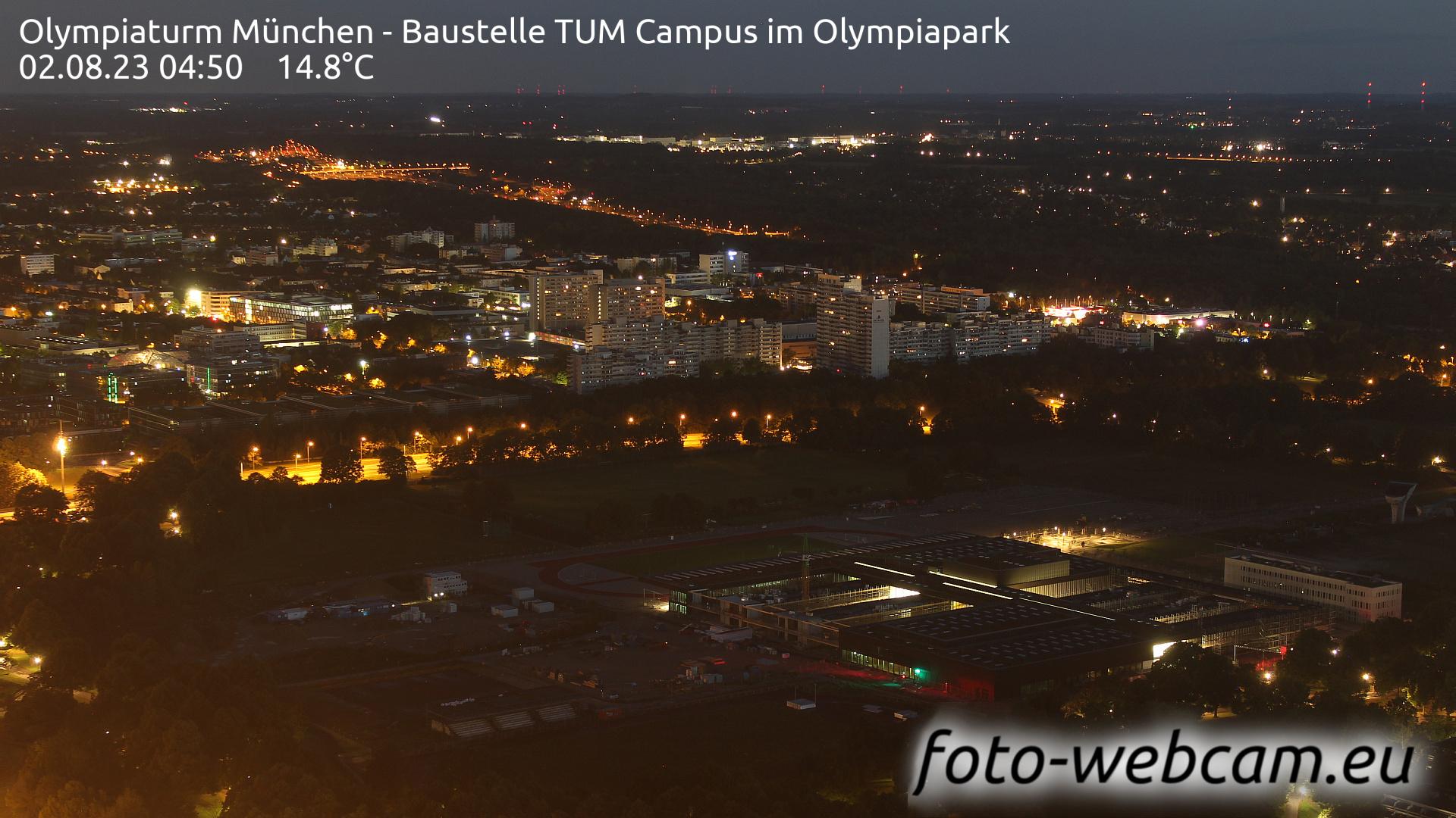 Munich Tue. 04:30