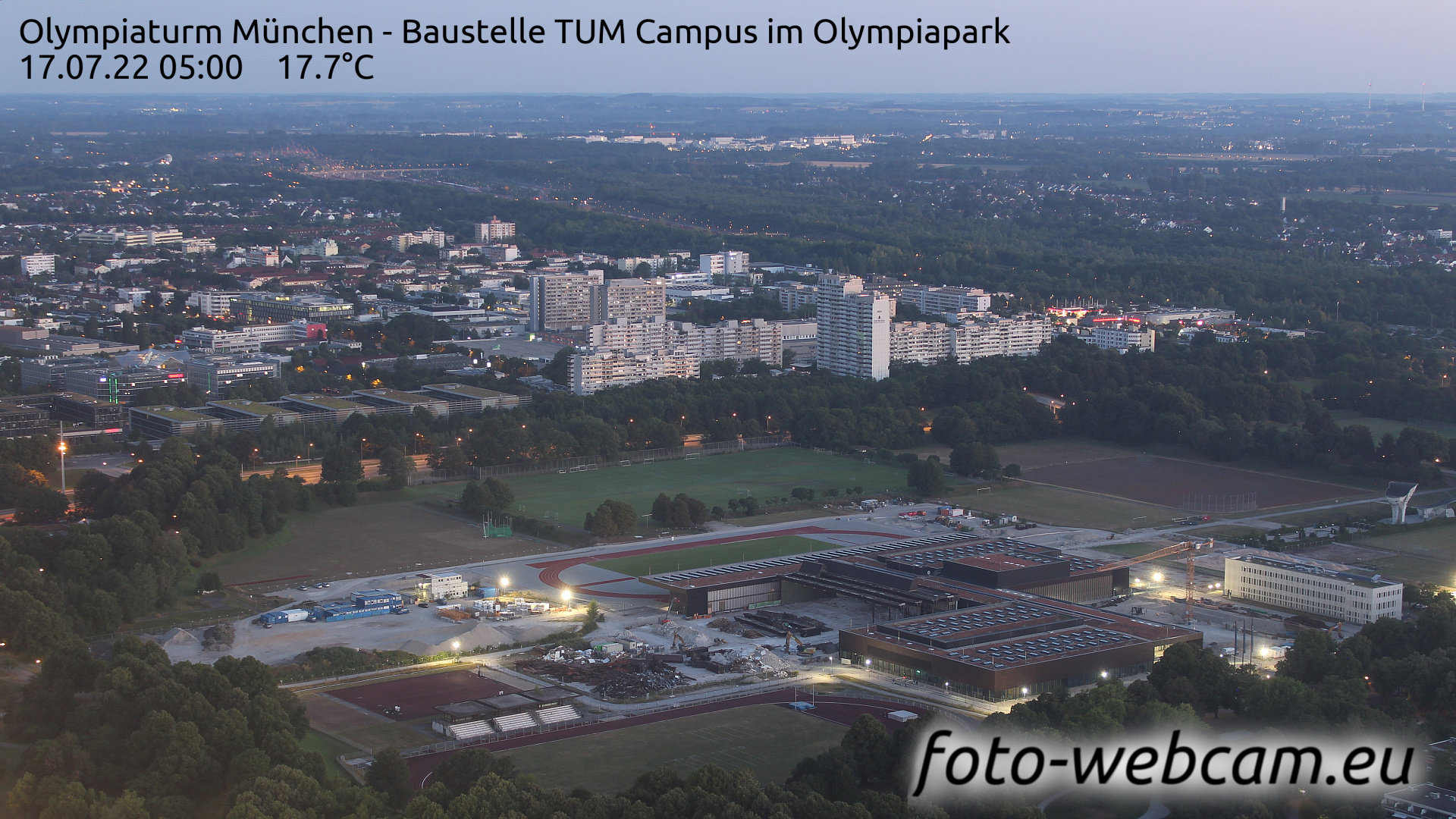 Munich Tue. 05:30