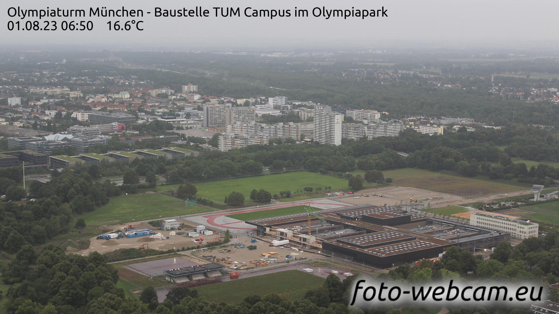 Munich Tue. 06:30
