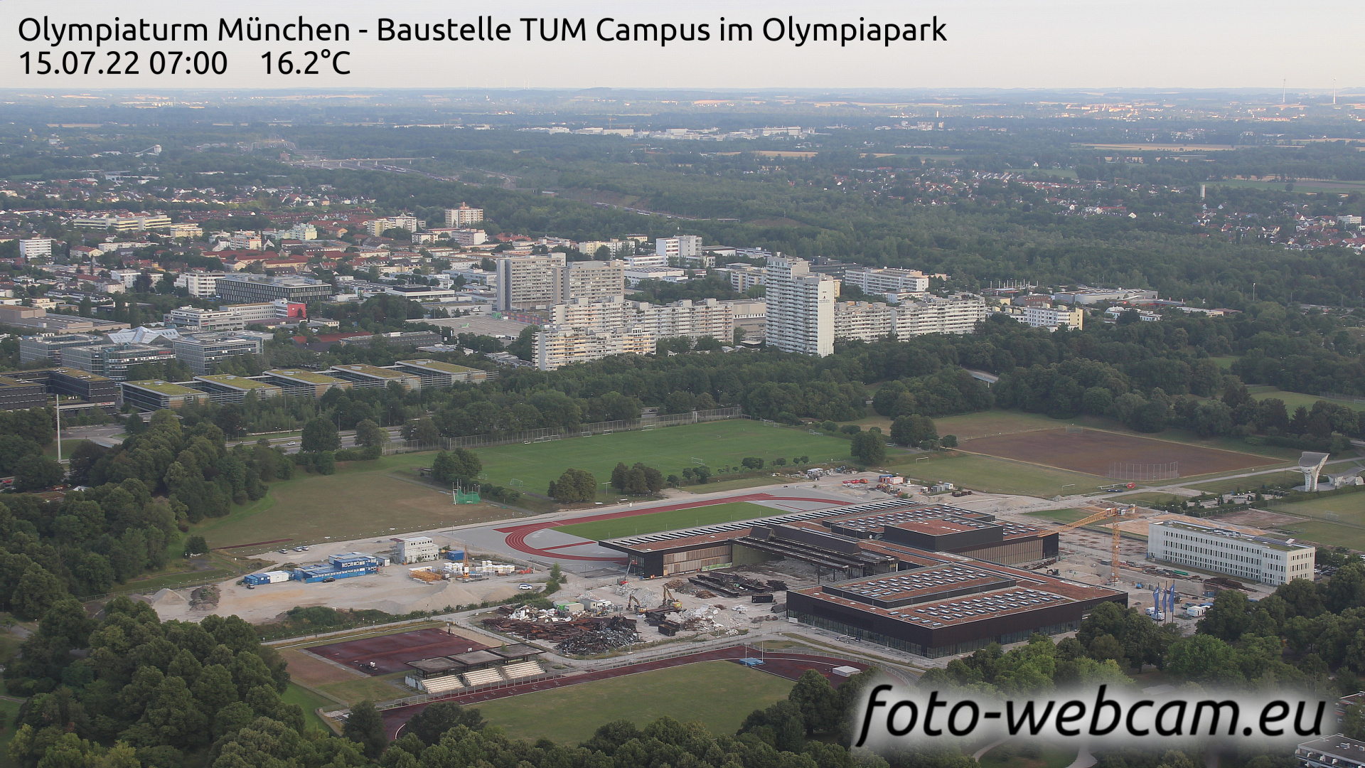 Munich Tue. 07:30