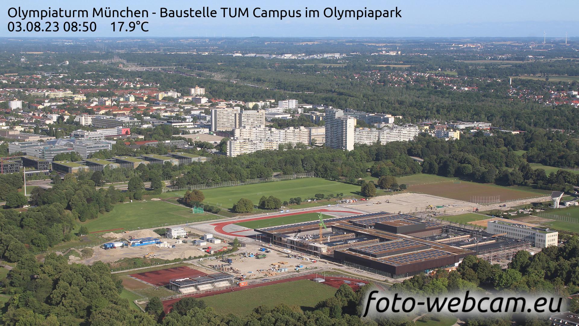 Munich Tue. 08:30