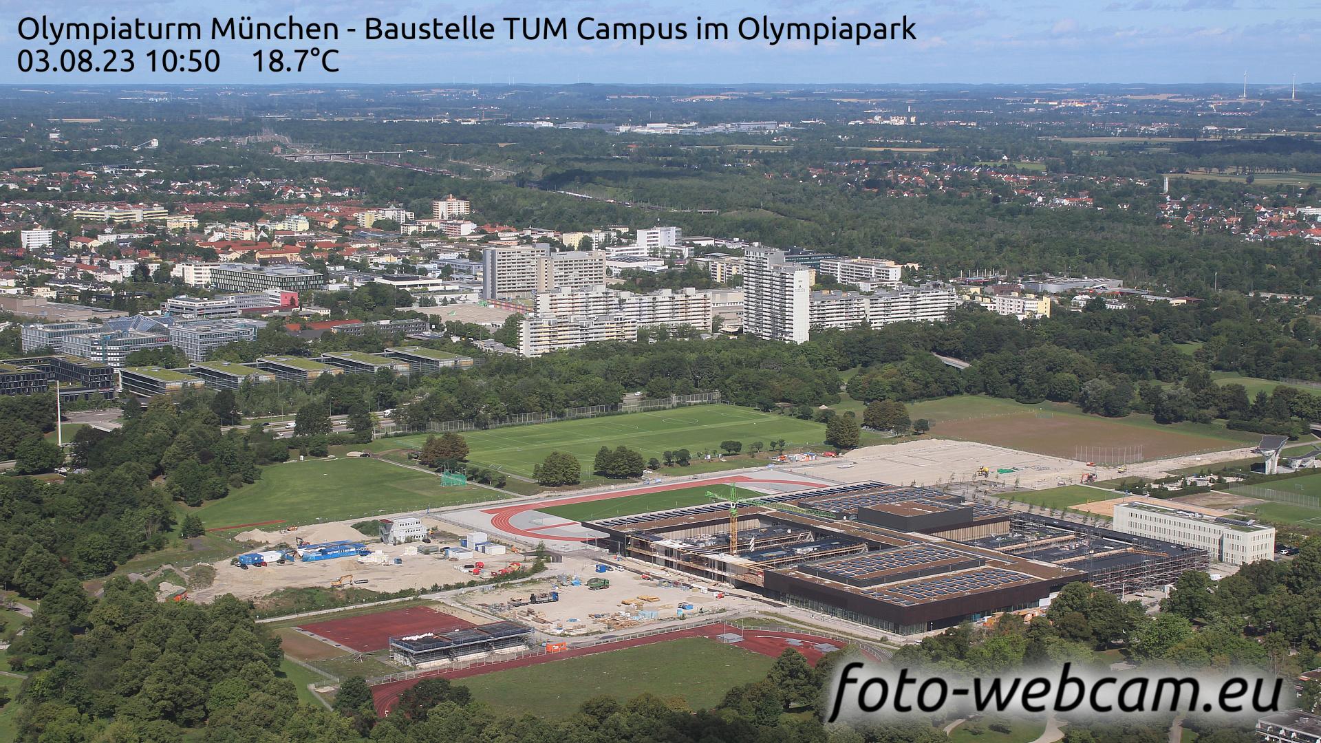 Munich Tue. 10:30