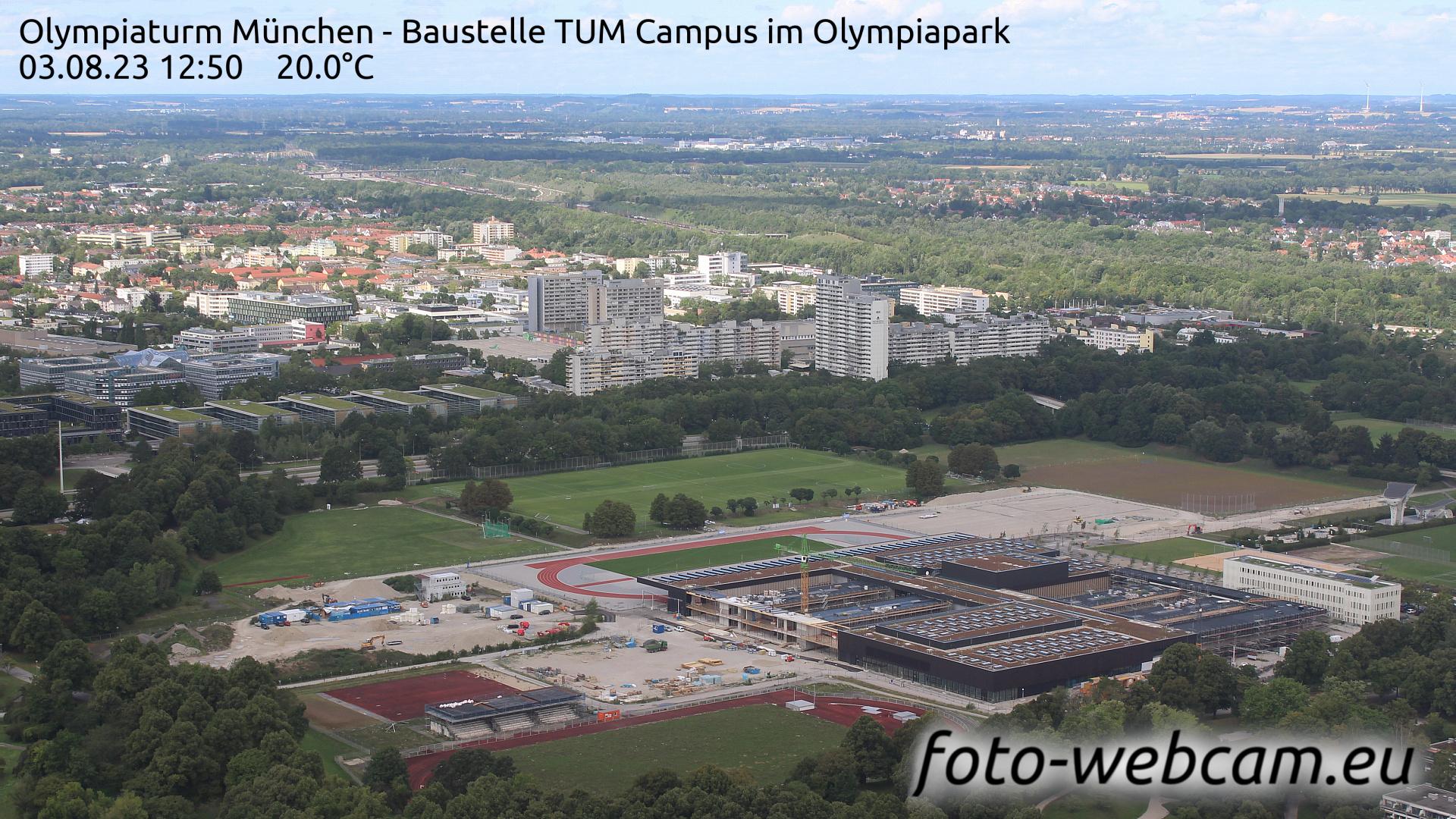 Munich Tue. 12:30