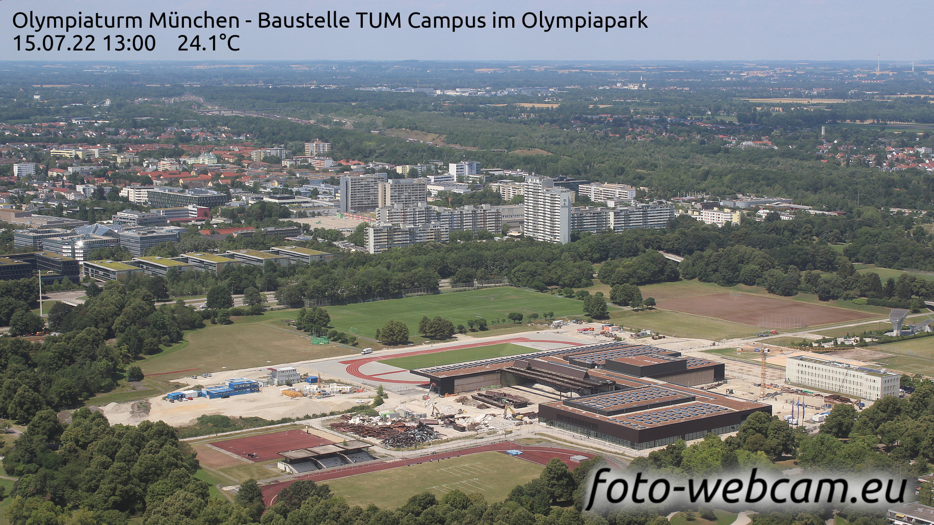 Munich Tue. 13:30