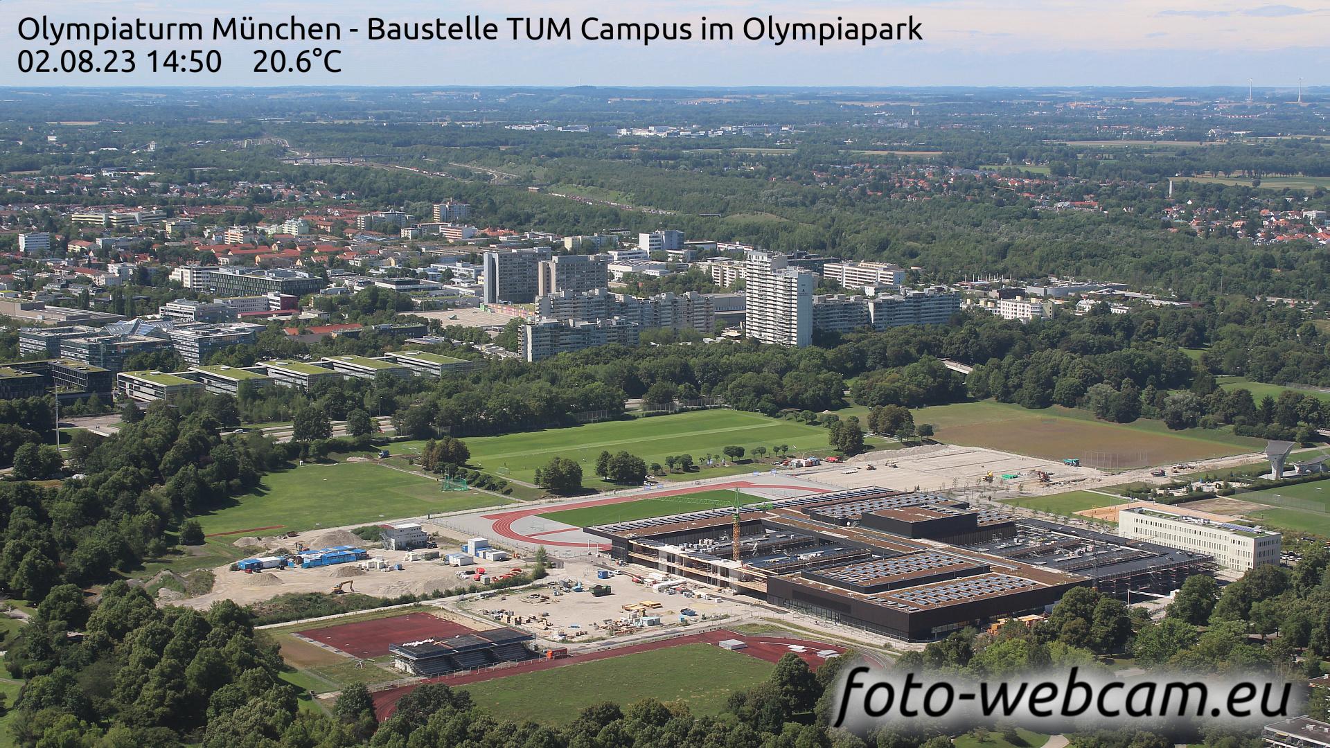 Munich Tue. 14:30