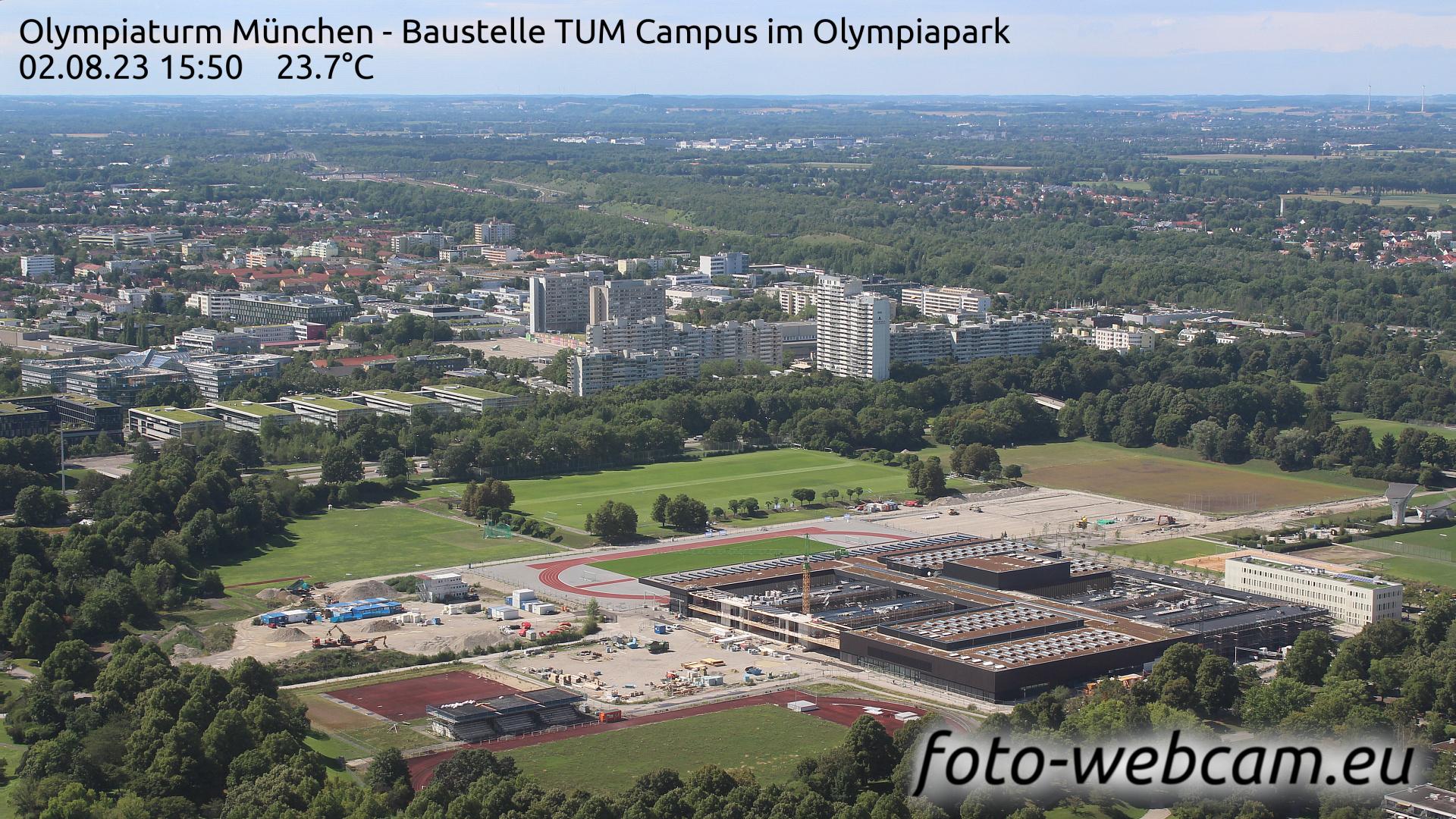 Munich Tue. 15:30