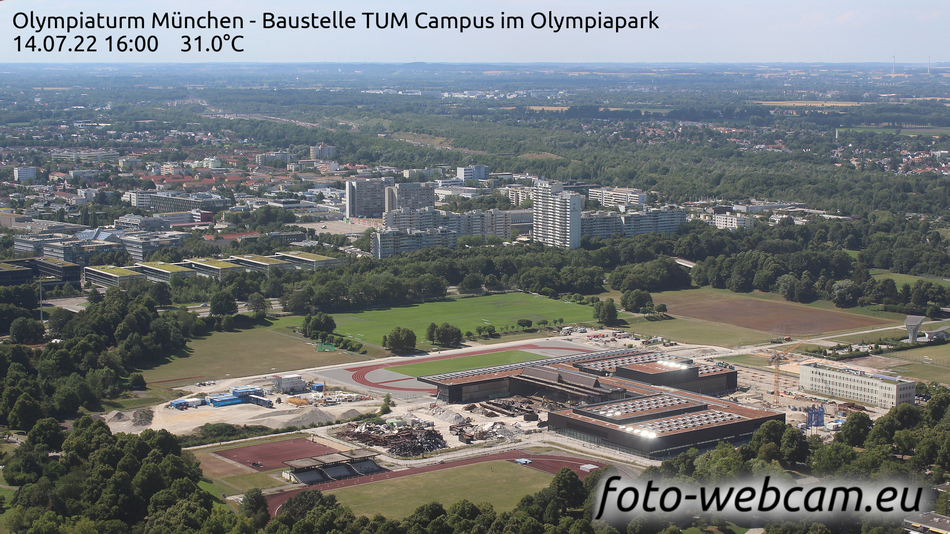 Munich Tue. 16:30