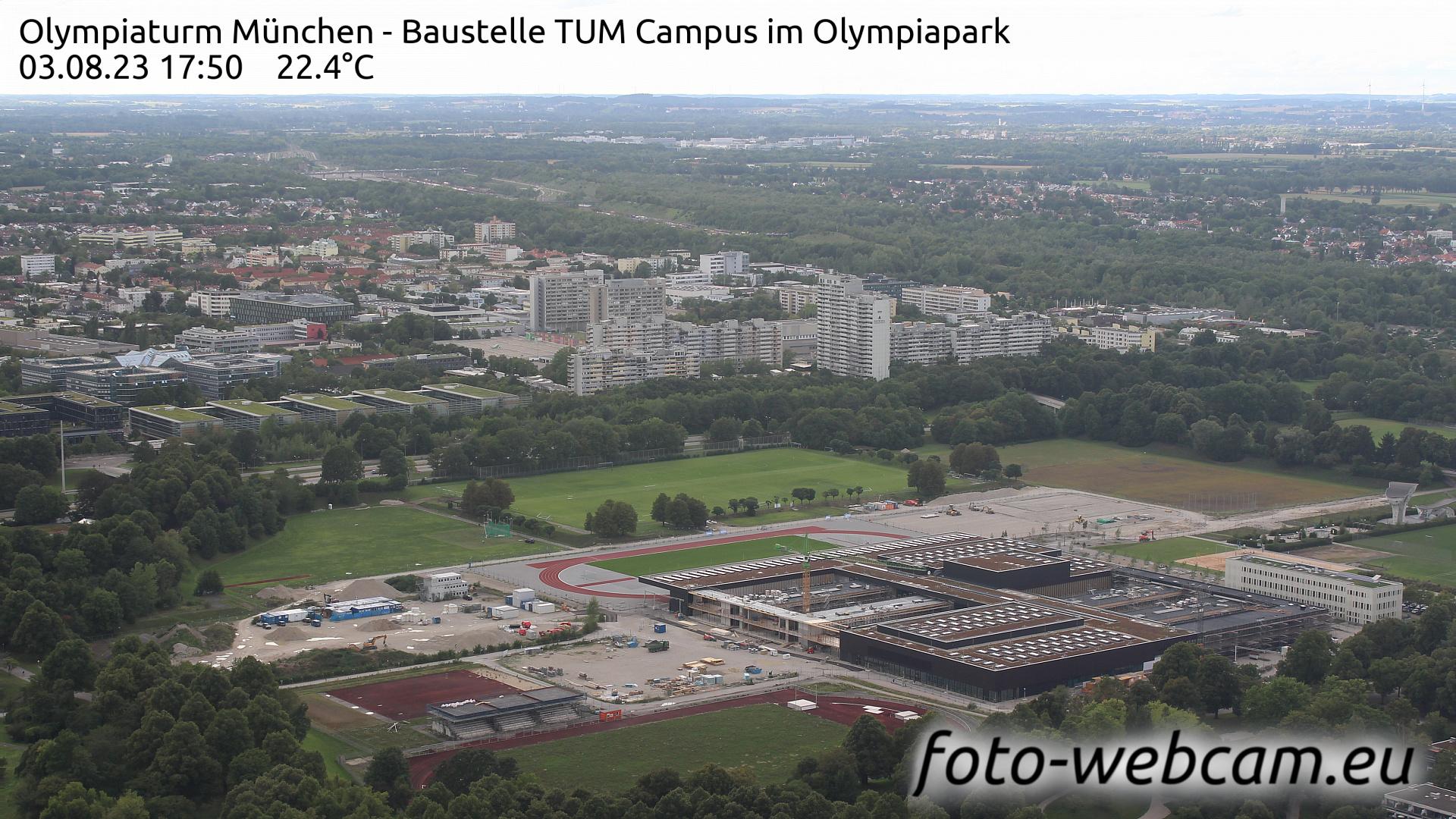Munich Tue. 17:30