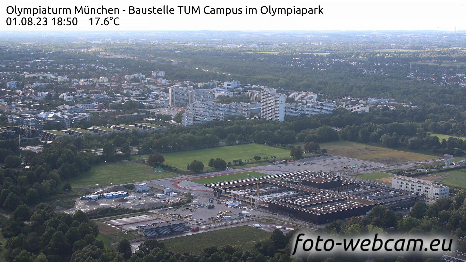 Munich Tue. 18:30