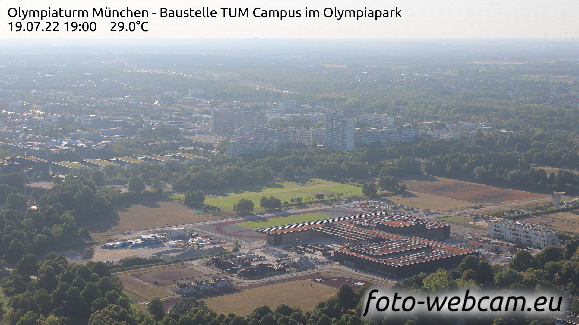 Munich Tue. 19:30