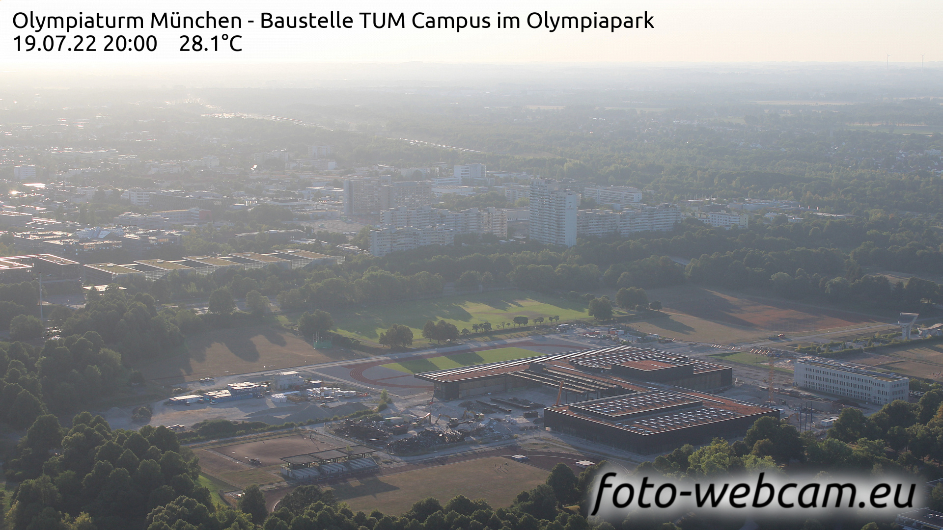 Munich Tue. 20:30