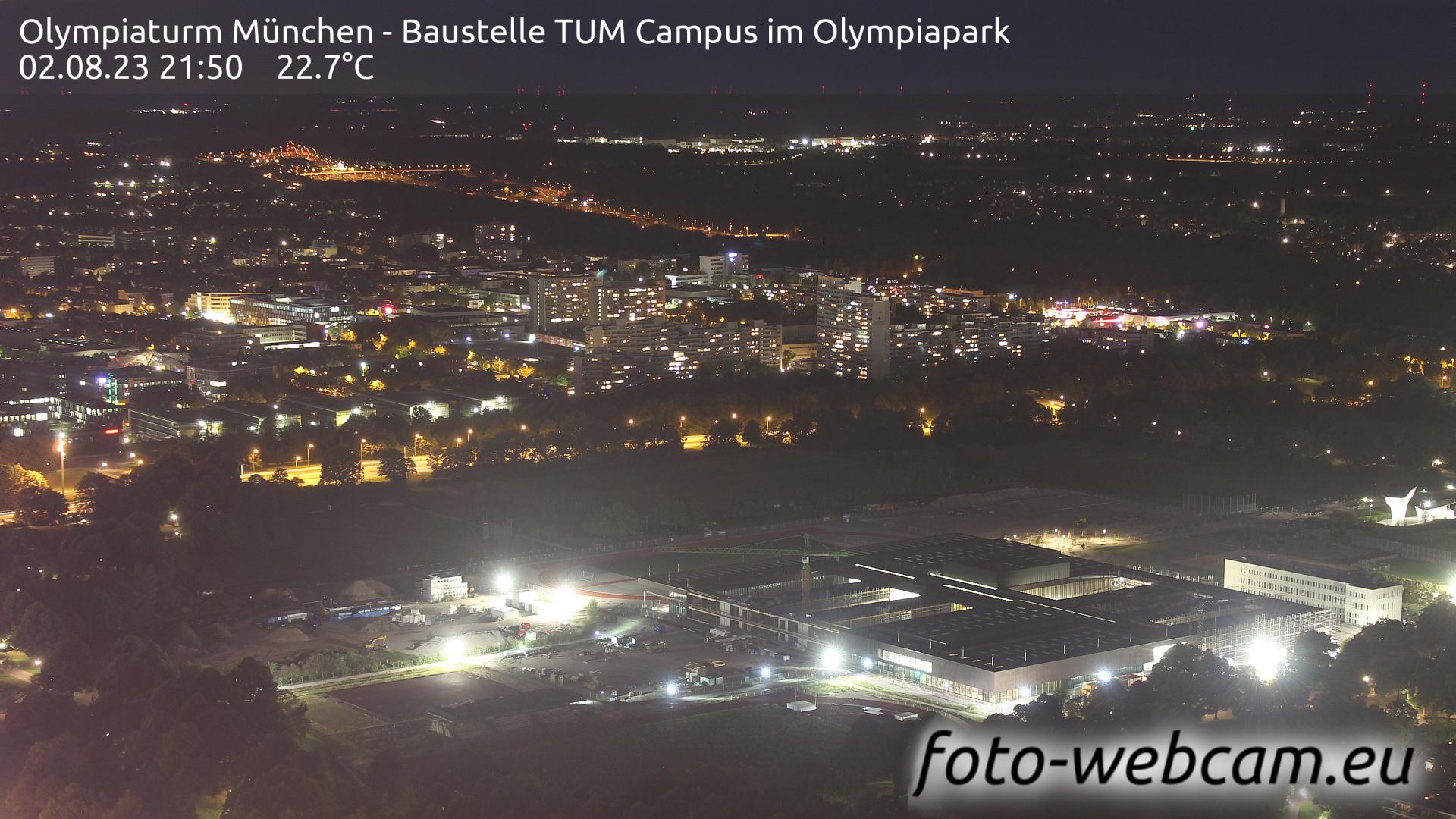 Munich Tue. 21:30
