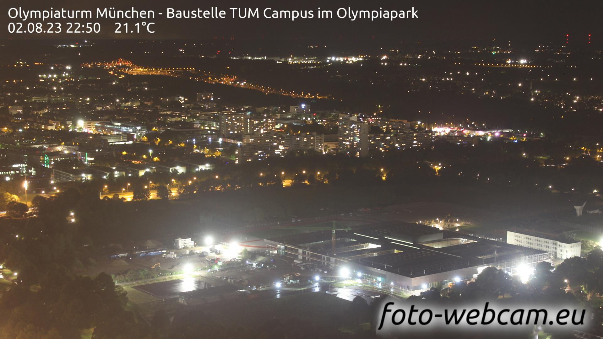 Munich Tue. 22:30