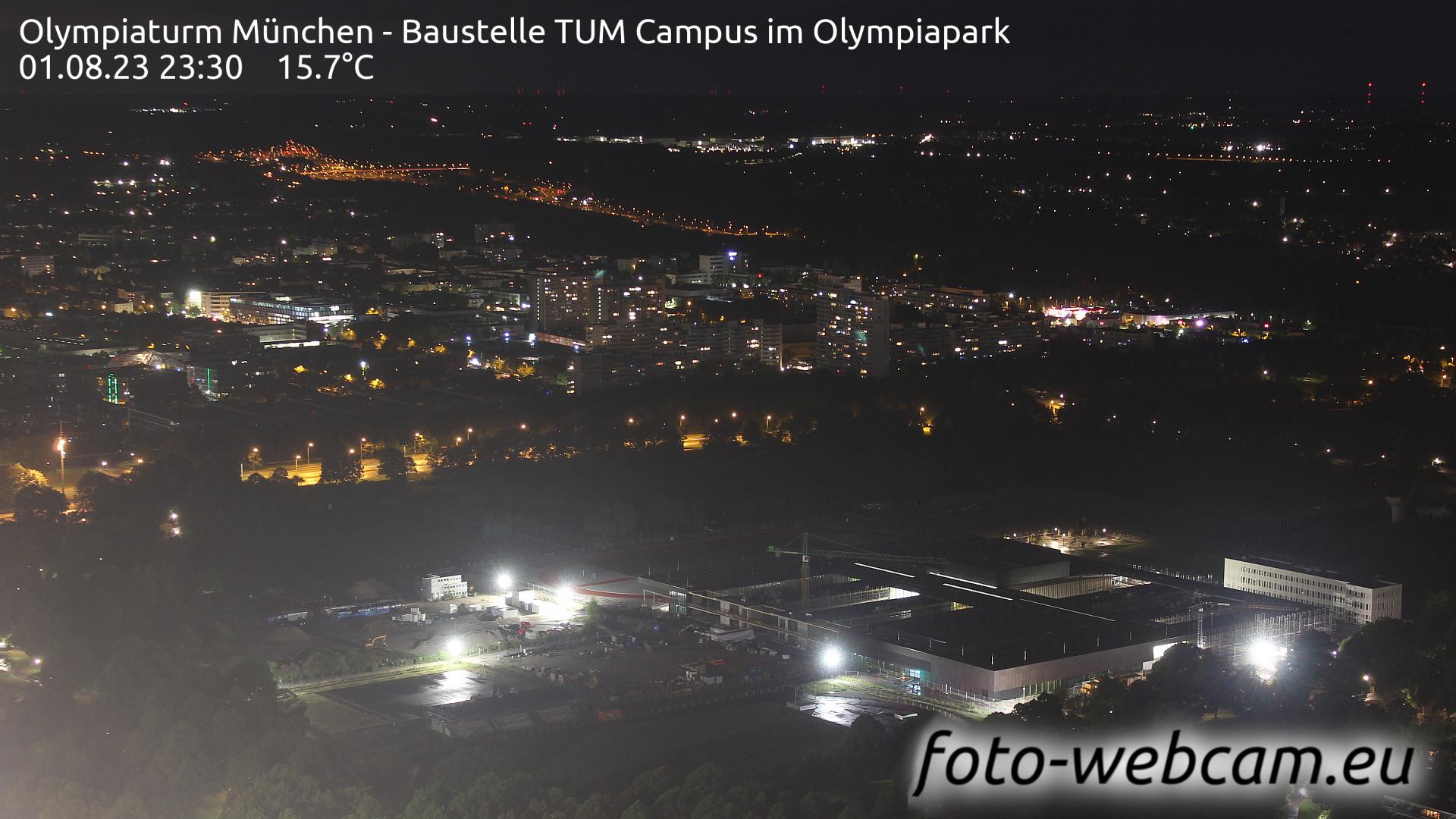 Munich Tue. 23:30
