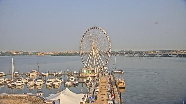 National Harbor, Maryland Wed. 08:15