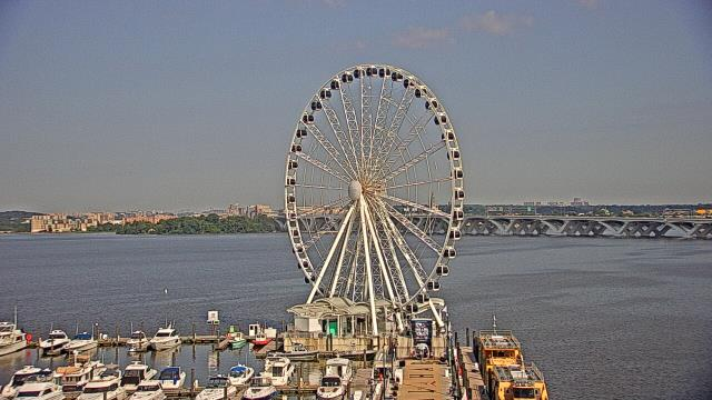 National Harbor, Maryland Wed. 09:15