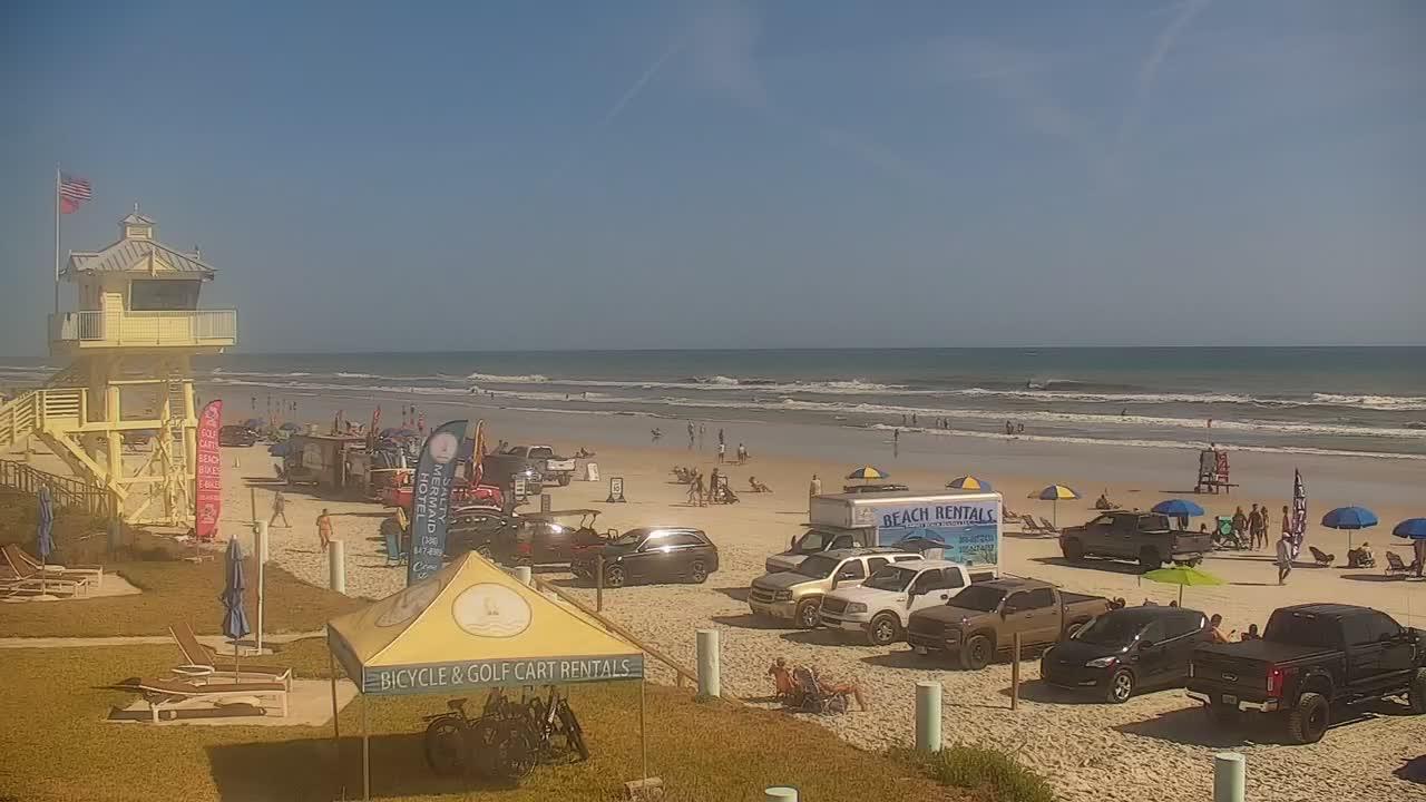 New smyrna beach florida webcam