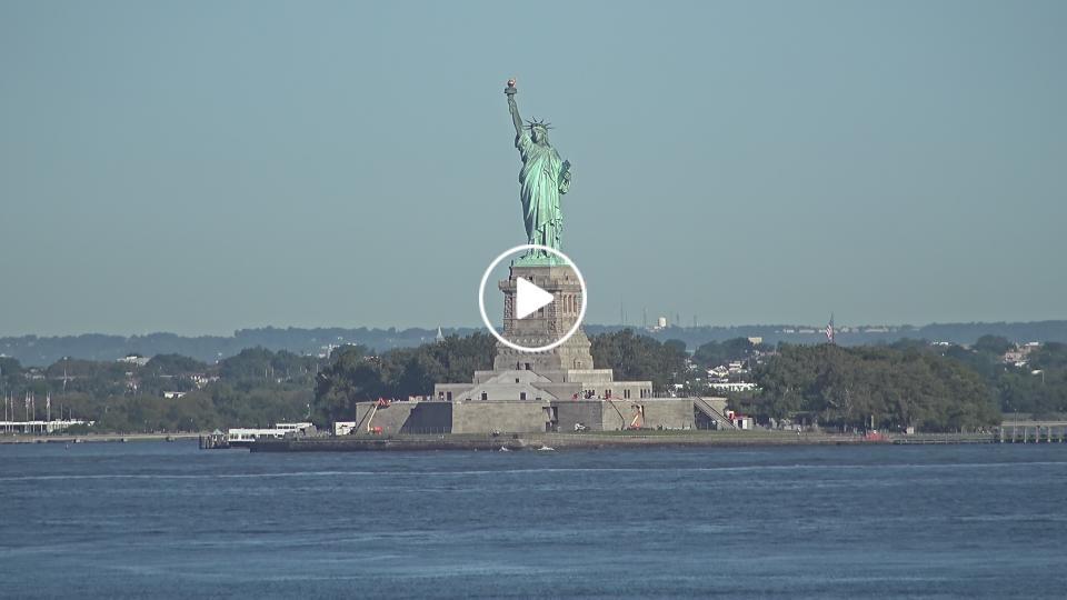 New York City, New York Fri. 08:19