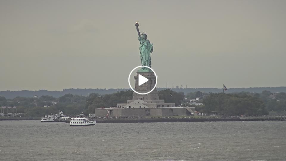 New York City, New York Fri. 15:19