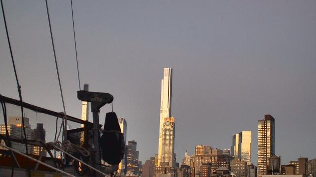 New York City, New York Thu. 05:24