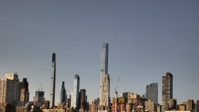 New York City, New York Thu. 08:24