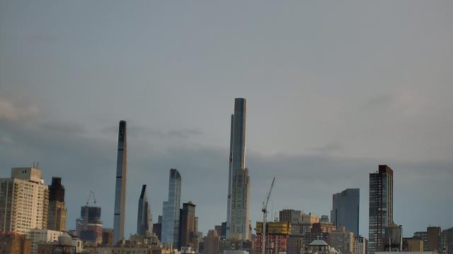 New York City, New York Thu. 19:24