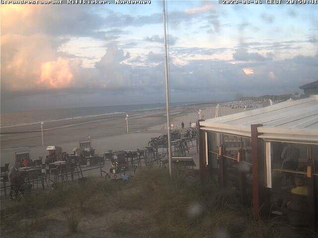 Norderney Sun. 20:56