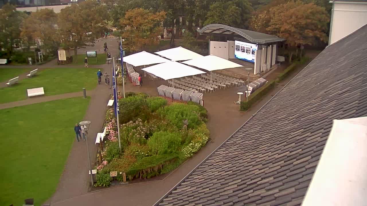 Webcam Norderney Hafen
