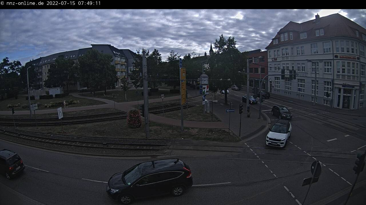 Nordhausen Sa. 07:51