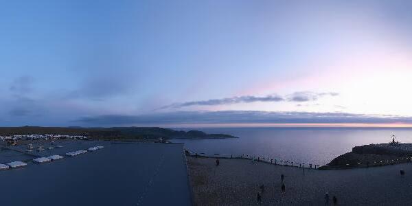 North Cape Sun. 00:50