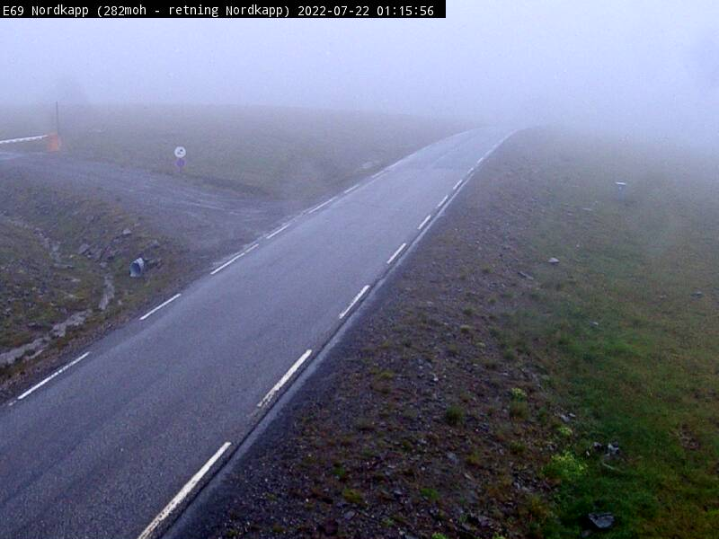 North Cape Sat. 01:20