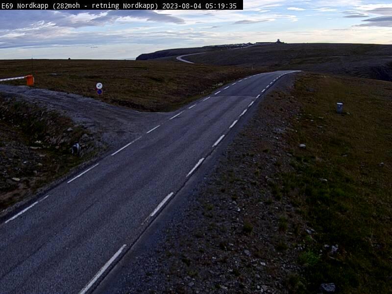 North Cape Fri. 05:20