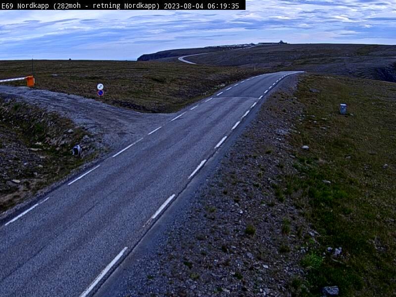 North Cape Fri. 06:20