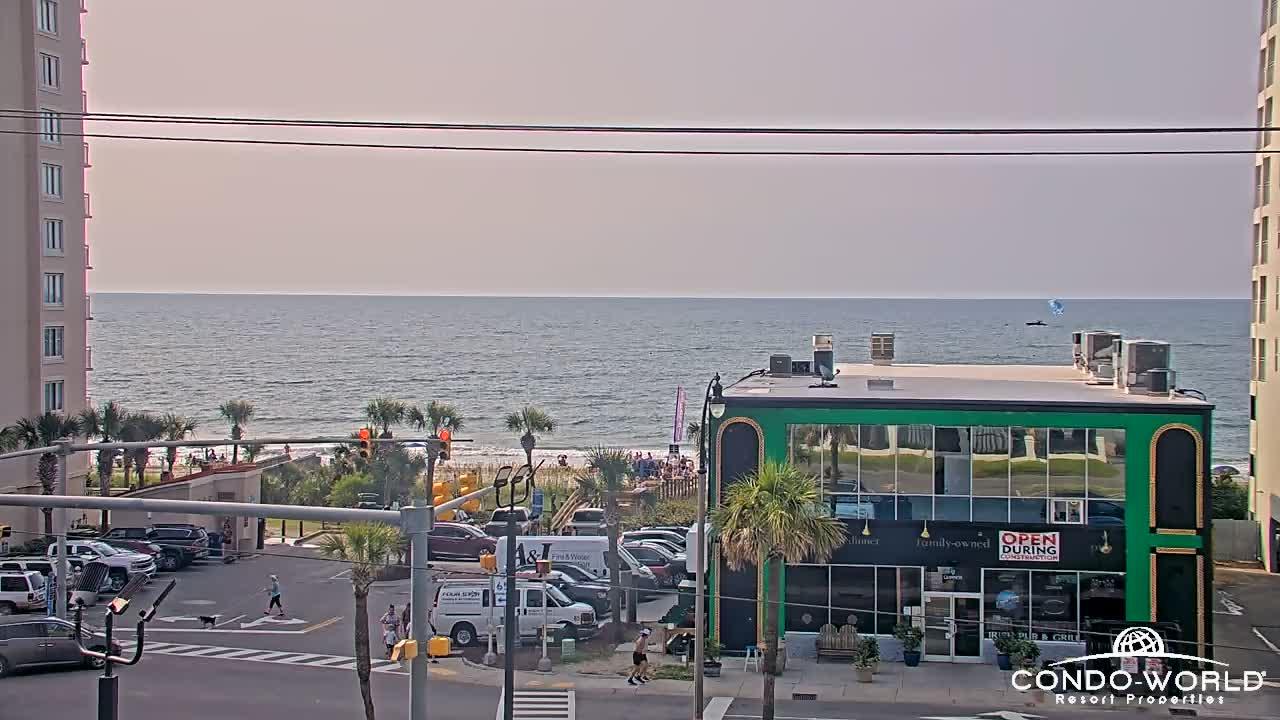 North Myrtle Beach, South Carolina Sun. 09:34