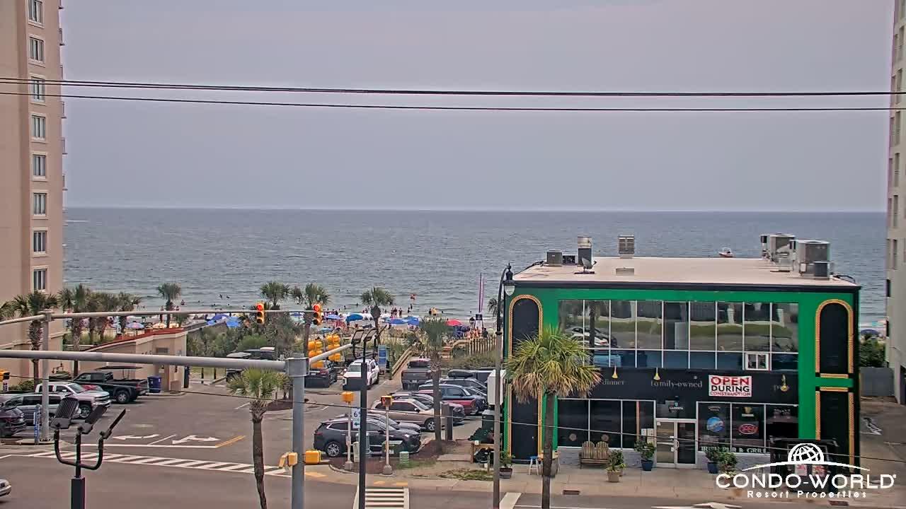 North Myrtle Beach, South Carolina Sun. 13:34