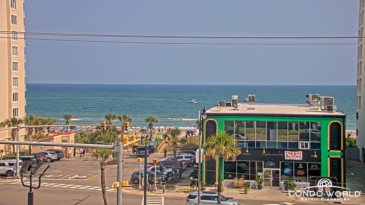 North Myrtle Beach, South Carolina Sun. 16:34